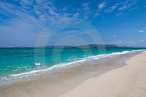 Beautiful Beach Stock Images - Image: 8510184