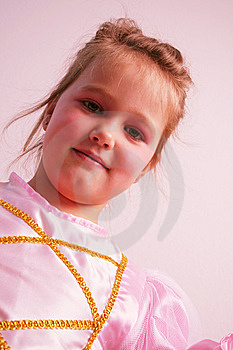Portrait Of A Princess Stock Photos - Image: 8511243