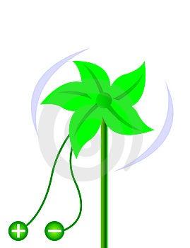 Wind Turbine Royalty Free Stock Image - Image: 8511956