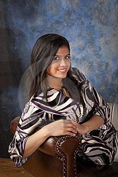 Beautiful Interracial Woman Stock Photography - Image: 8512162