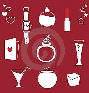 Voorwerpen Royalty-vrije Stock Fotografie - Afbeelding: 8512247