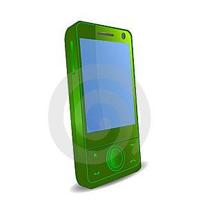 Phone Stock Photo - Image: 8512300