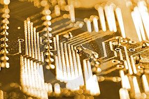 Electronic Circuit Board Stock Photos - Image: 8513903