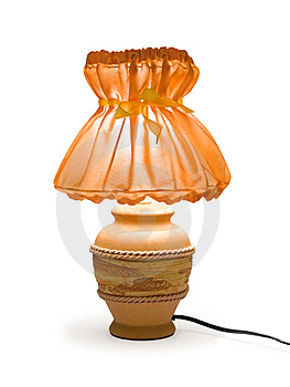 Lighting Home Lamp Royalty Free Stock Photo - Image: 8514175