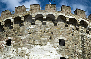 White Tower Stock Image - Image: 8514581