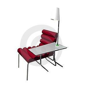 3d最大沙发 免版税库存图片 - 图片: 8515746