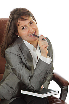 Successful Young Business Woman Royalty Free Stock Images - Image: 8516609