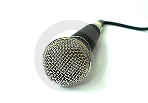 Professional Microphone Stock Photos - Image: 8516943