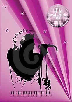 Music Club Royalty Free Stock Photos - Image: 8517968