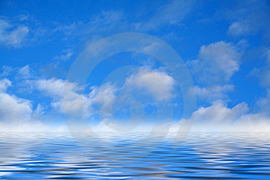 Sky Royalty Free Stock Photography - Image: 8518497