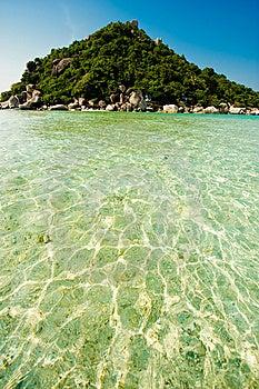 Tropical Island Stock Photos - Image: 8519213