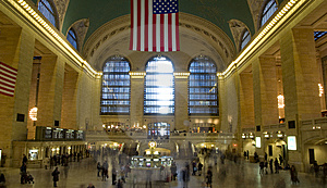 Grand Central Royalty Free Stock Images - Image: 8519489