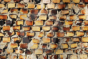 Old Wall Royalty Free Stock Photos - Image: 8519618