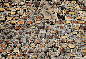 Old Wall Stock Images - Image: 8519704