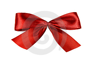 Red Wrap Royalty Free Stock Photography - Image: 8520107