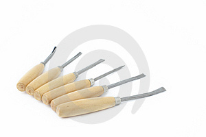 Chisels Royalty Free Stock Photos - Image: 8520318