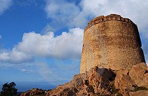 μεσαιωνικός πύργος Στοκ Εικόνες - εικόνα: 8521074