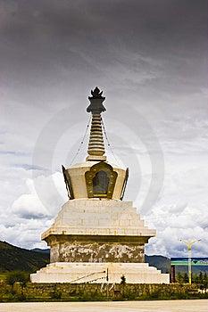 Stupa Royalty Free Stock Photos - Image: 8521268