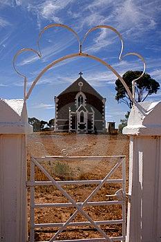 Australian Church Royalty Free Stock Photography - Image: 8521477