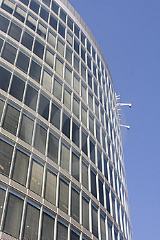 Business Center Of Modern Architecture Building Stock Photos - Image: 8521503