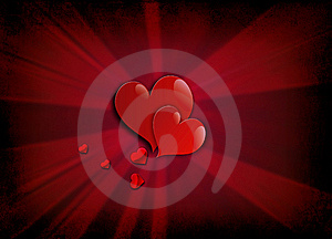 Love Background Royalty Free Stock Images - Image: 8521569