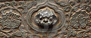 Ancient Beast Logo Stock Photos - Image: 8521693