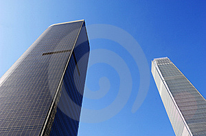 Buildings Royalty Free Stock Image - Image: 8522626