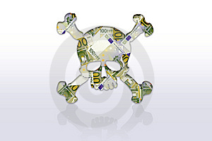 Money Debt Stock Image - Image: 8522681