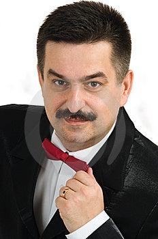 The Man The Optimist. Royalty Free Stock Image - Image: 8522836