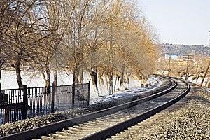 Railway Royalty Free Stock Images - Image: 8523349