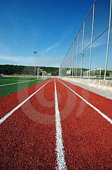 Sports Area Royalty Free Stock Photos - Image: 8523478