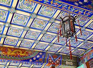 Palace Lantern Royalty Free Stock Photos - Image: 8523718