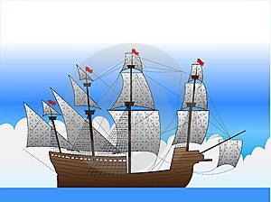 Battleship Royalty Free Stock Image - Image: 8523966