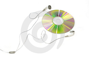 Listening Music Royalty Free Stock Images - Image: 8524069