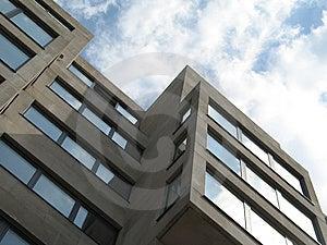 Concrete Building Stock Photo - Image: 8524210