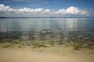 Kapas Island Royalty Free Stock Image - Image: 8524376