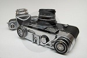 Photocamera Stock Photography - Image: 8524552