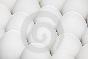 Pack Of Eggs Stock Image - Image: 8524721