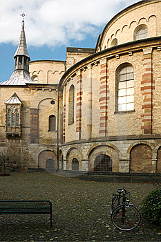 German Church In Cologne Royalty Free Stock Images - Image: 8524769