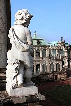 Zwinger Stock Image - Image: 8525101