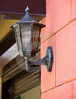 Old Fashioned Street Lamp Stock Photos - Image: 8525233