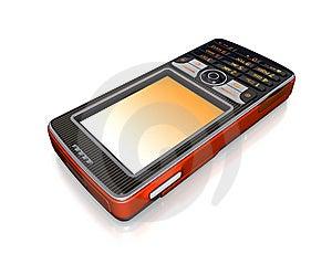 Phone Stock Photo - Image: 8525330