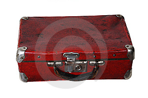 Old Suitcase Stock Photography - Image: 8525482