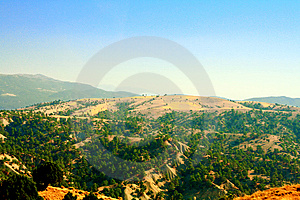Peaks Of Turkey Stock Photo - Image: 8525590