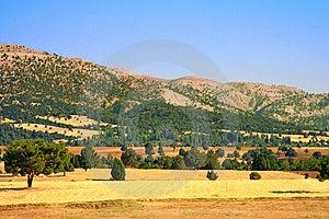 Green Peaks Royalty Free Stock Photos - Image: 8525598