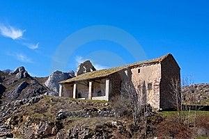 Rural Mountain Chapel. Royalty Free Stock Photos - Image: 8525688