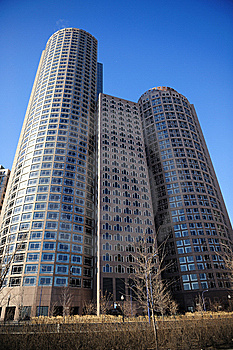 Downtown In Boston, MA Stock Images - Image: 8526114
