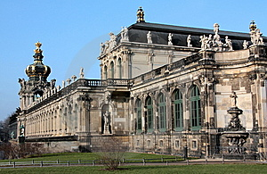 Zwinger Royalty Free Stock Photography - Image: 8526387