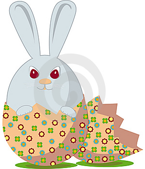 Easter Bunny Royalty Free Stock Images - Image: 8527549