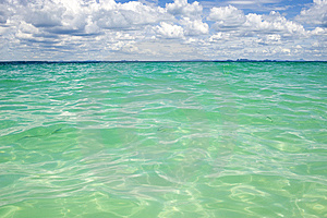 Andaman Waters Royalty Free Stock Images - Image: 8527649
